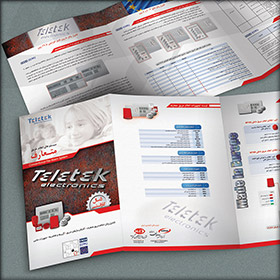 Brochure and catalog Design