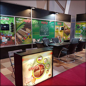 Exhibition and outdoor Designs